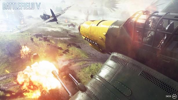 Дождались. Компания Electronic Arts представила игру Battlefield V