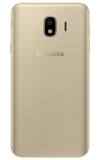 Samsung-galaxy-j4 gold
