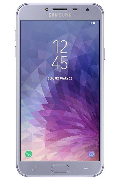 Samsung-galaxy-j4 violet
