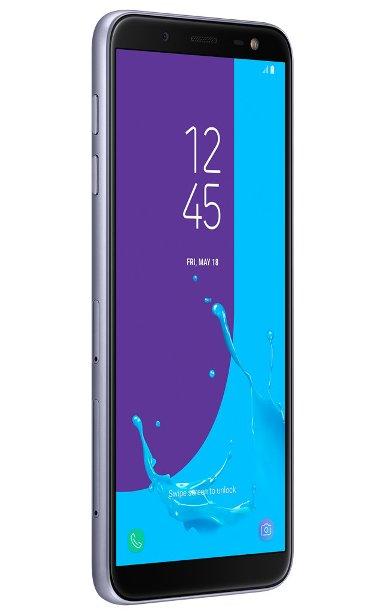 Samsung-galaxy-j6 violet