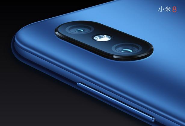 Двойная камера Xiaomi Mi 8