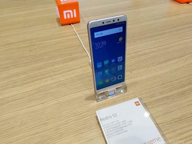 Официальный анонс нового Xiaomi Redmi S2 состоится 10мая