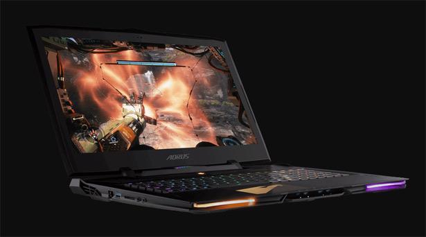 Ноутбук AORUS X9 DT