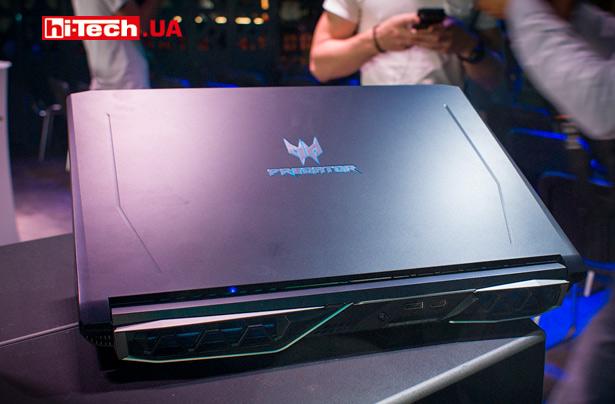 Acer Predator Helios 500 (2018)