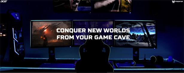 Игровые продукты Acer Predator 2018 года