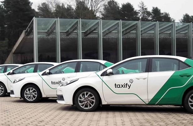 Такси-сервис Taxify перезапускается вКиеве