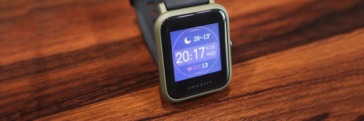Тест умных часов Xiaomi Amazfit Bip
