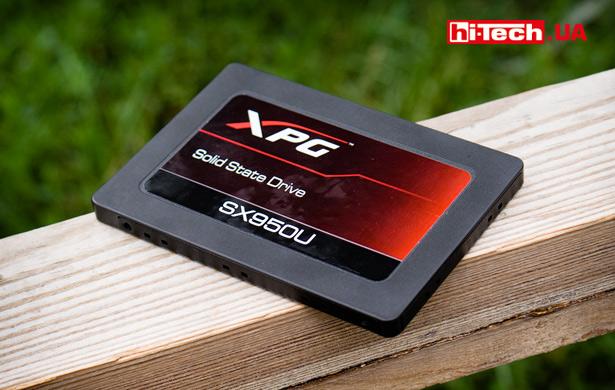 SSD-диск ADATA XPG SX950U