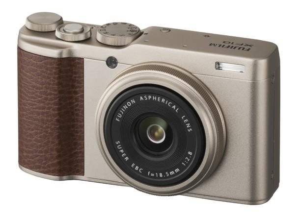 Fujifilm XF10 (шампань, золото)