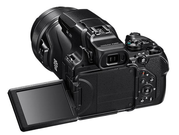Экран Nikon Coolpix P1000