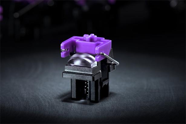 Оптико-механический переключатель Razer Huntsman и Razer Huntsman Elite