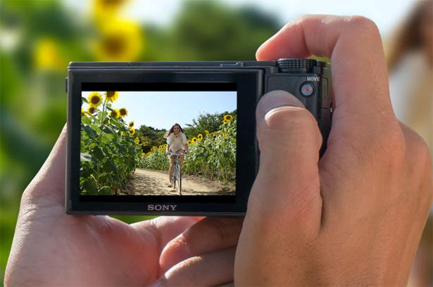 Съемка с камерой Sony Cyber-shot DSC-RX100 V