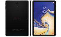 Утечки информации Samsung Galaxy Tab S4