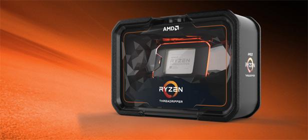 AMD Ryzen Threadripper второго поколения