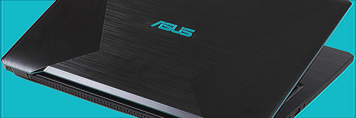 Обзор ноутбука ASUS X570