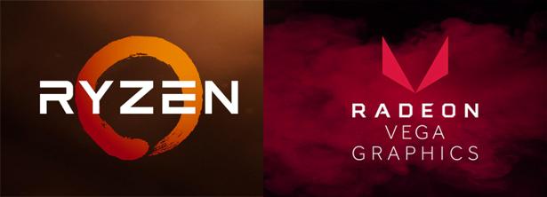 Процессоры для ноутбуков AMD Ryzen 7 2800H и Ryzen 5 2600H