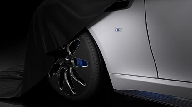 Электрокар Aston Martin Rapide E