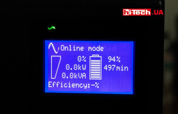 Дисплей ИБП Eaton 9SX