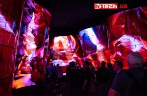 OLED-панели LG на выставке IFA 2018