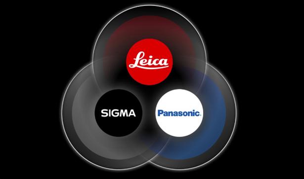 Альянс L-mount компаний Leica, Panasonic и Sigma