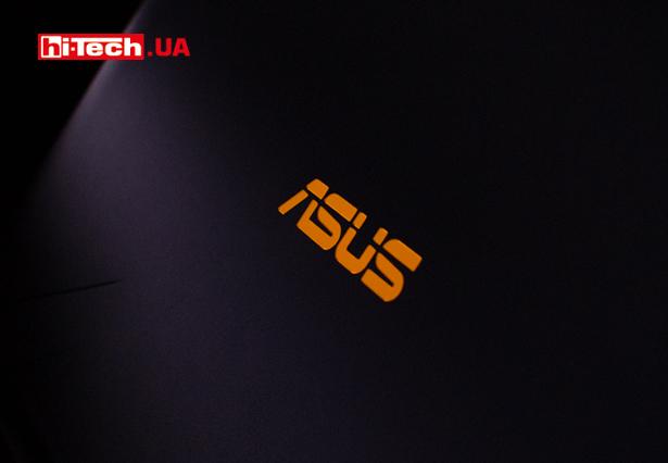 Светящийся логотип ASUS TUF Gaming FX505G