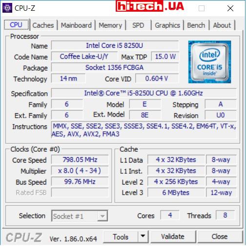 ASUS-ZenBook-S-CPUZ