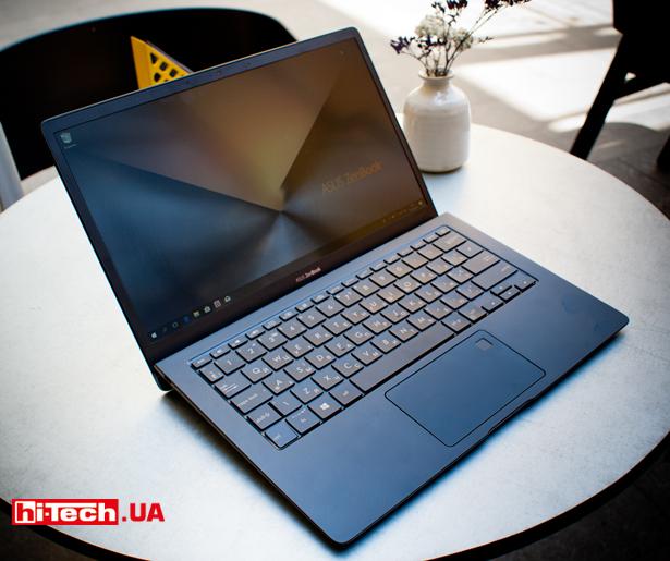 Экран ASUS ZenBook S UX391UA