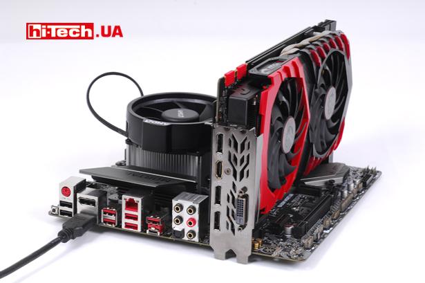 AMD FreeSync на видеокарте NVIDIA