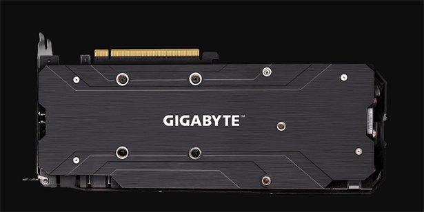 Gigabyte GeForce GTX 1060 G1 Gaming D5X 6G