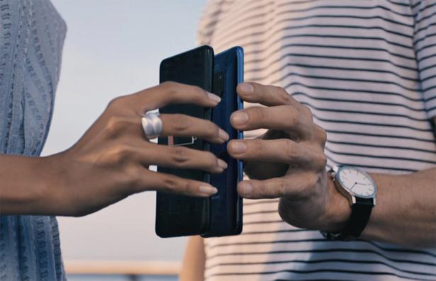 Беспроводная зарядка Huawei Mate 20 Pro