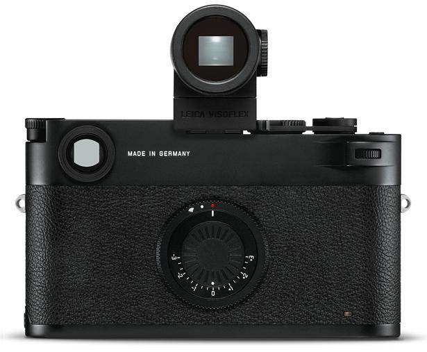 Leica M10-D с Visoflex EVF