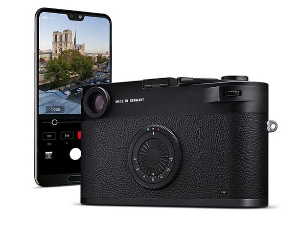 Leica M10-D и приложение FOTOS app