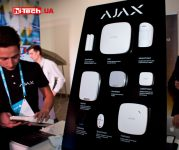 Беспроводные охранные системы украинской компании AJAX