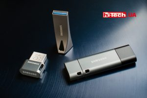 USB-флешки Samsung DUO Plus, BAR Plus и FIT Plus