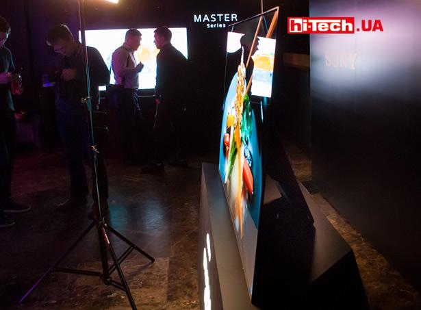Sony MASTER AF9 Ukraine