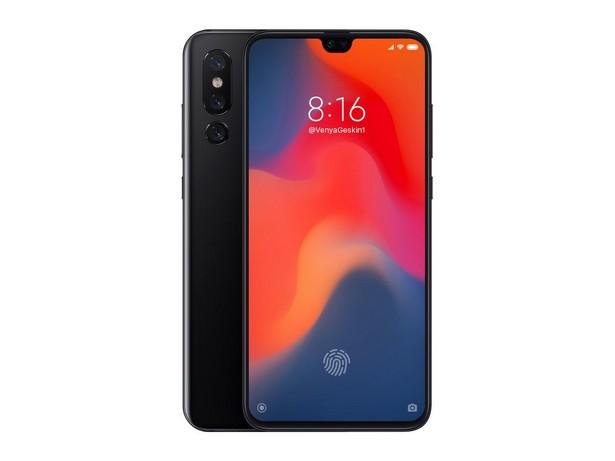 Размещено изображение телефона Xiaomi Mi9