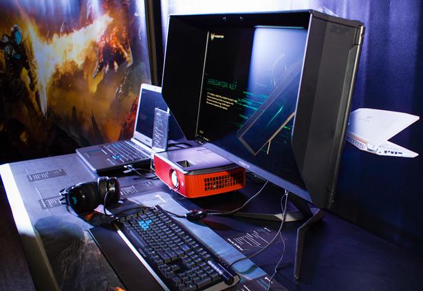 Игровой монитор Acer Predator X27