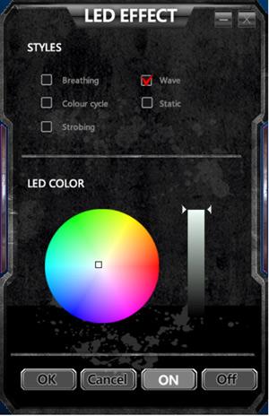 Управление подсветкой Подсветка Inno3D GeForce RTX 2070 Gaming OC X2