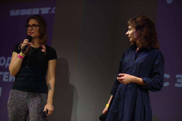 UNIT-City-Алина Мудрая и Анастасия Манина