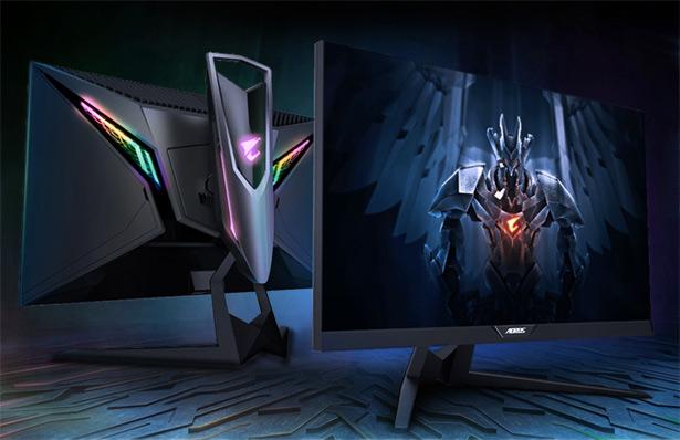 Игровой монитор Gigabyte AORUS AD27QD