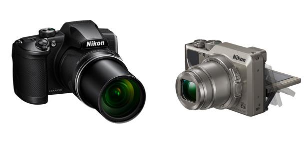 Nikon COOLPIX B600 и COOLPIX A1000
