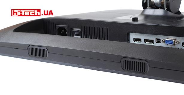 Встроенные аудиодинамики Philips 272P7VPTKEB