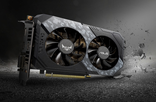 ASUS TUF GeForce RTX 2060