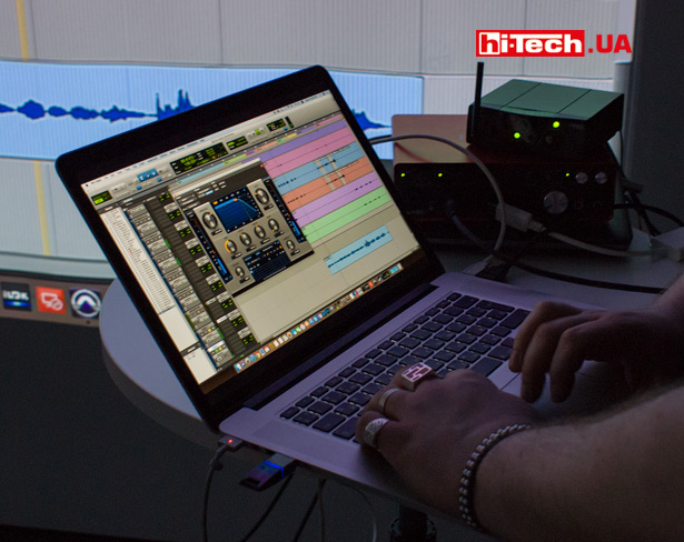 GlobalLogic в Украине, Avid, Pro Tools