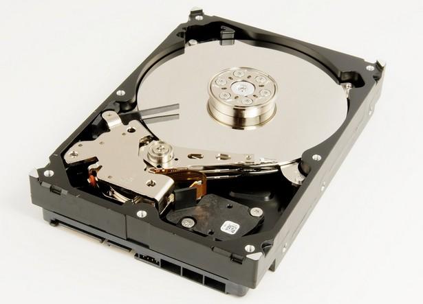 Глобальный рынок жестких дисков упал на18%