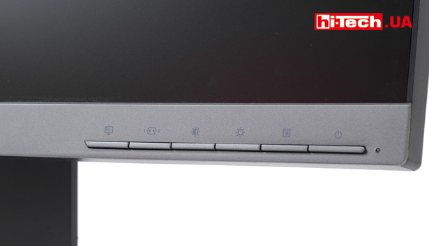 Кнопки управления Lenovo Legion Y25f-10
