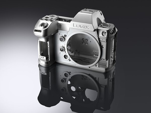 Panasonic Lumix DC-S-series
