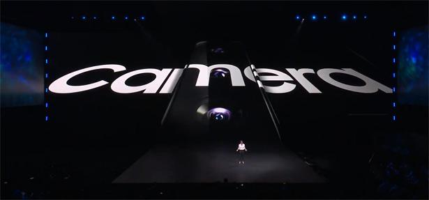 Презентация Камера Samsung Galaxy S10