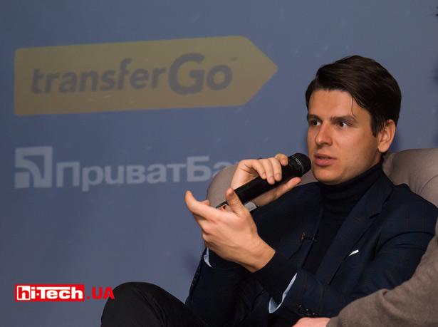 Даумантас Двилинкас, TransferGo