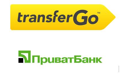 ПриватБанк и TransferGo
